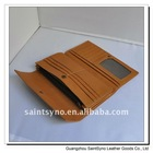 11060 Genuine Leather woven style ladies purse