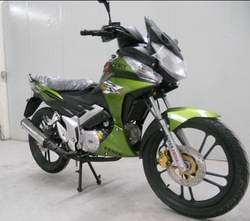SX150-CF 2014 New Model Cheap 150CC Chinese Motorcycle With Zongshen Engine