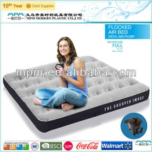 High quality Comfortable inflatable air bed,inflatable air mattress
