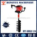 Hy-gd52-24 spatenmaschine/Hand grabwerkzeuge/loch graben werkzeuge