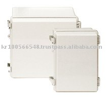 IP67 plastic enclosure for electronic