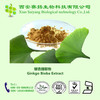 100% Natural Flavonoids Ginkgo Biloba Extract Powder
