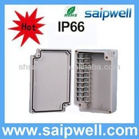 2013 hot sale ABS Waterproof Junction Box,fuse box terminals IP66