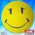 palla di gomma fabbrica di tempo libero cappelli in feltro con palle di pelo