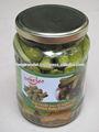 Pepino en vinagre 6-9cm en tarro de cristal 720ml