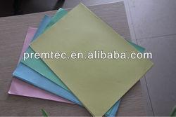 bond paper sheet 45gsm pink yellow green blue