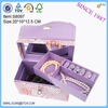 Popular lady cosmetic packaging boxes