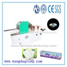 WD-MTFT-210-II Mini Type Face Tissue/pocket&cocktail tissue/handkerchief tissue paper machine for sale