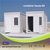 Economical container house for fast food with low price