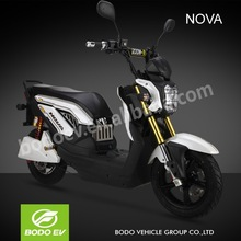 Nova 72V Sports style powerful electric scooter motorcycle 50km/h mileage range 50km/charge
