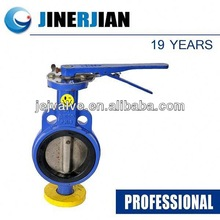 hydraulic valve fire fighting butterfly valve and controls