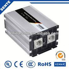 Top quality 1500w dc to ac 1200 watt power inverter 12v to 220v 50Hz/60Hz