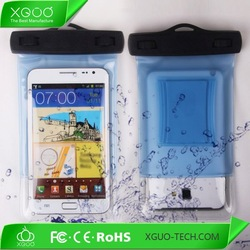pvc waterproof cellphone bag,fashion cellphone waterproof bag