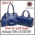 2014 novo inverno estilos 3 pcs um conjunto preço barato bolsa bolsa de mulher