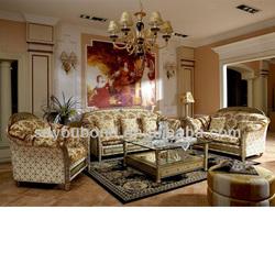 0016 Italy high quality furniture luxury classic sofa design