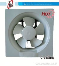 in-out air 6inch/8inch/10inch/12inch exhaust fan ventilating fan ceiling mounted exhaust fan for air clear use