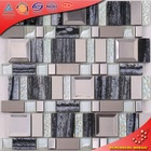 KS112 Strip Colorful Glass Mosaic Moroccan Tiles for Wall Bathroom or Kitchen Backsplash