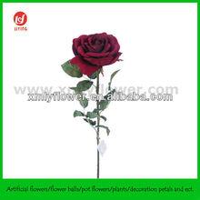 """26"""" Artificial Velvet Rose"""