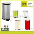 EKO Patented Design Soft Close Waste Bin