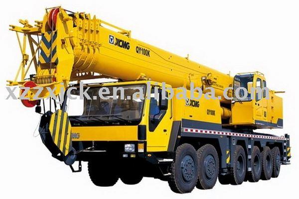 XCMG QY100K Mobile crane