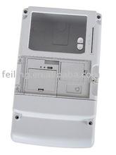 shockproof three phase intellective meter case
