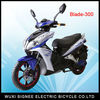 Blade: New product in 2013 with CE. 1500W powerful electric motorcycle