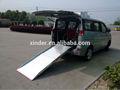 cadeira de rodas bmwr rampa para van e minivan