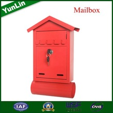 2015 Quality and quantity assured Mail Box/ letter box/postbox