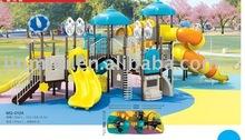 2012 galvanized steel pipe plyground , playground slide,playground set