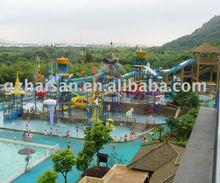 Tema água playground