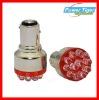1157 12LED red color car LED brake bulb