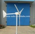 3000 w axe horizontal wind turbine, 3kw eah