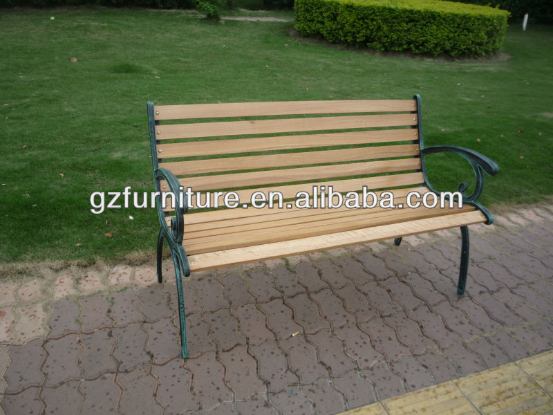 holz und gusseisen gartenbank terrasse bank metalstuhl produkt id 432228099. Black Bedroom Furniture Sets. Home Design Ideas