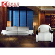 Saudi Arabia sales first stainless steel modern sofa furniture