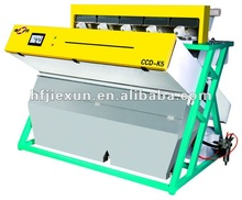 2012 the hot selling black rice ccd color sorter machine