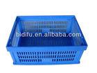 foldable plastic crate