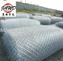 HEXAGONAL GABION MESH(Factory Anping ISO9001),CN