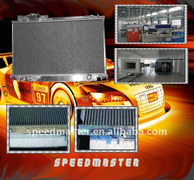 Partes de automóviles radiador para honda odyssey 99-01