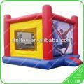 Spiderman castillo inflable( en71 y sgs aprobado)