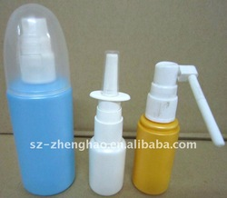 Sprayer Plastic Bottle for Liquid Medicine