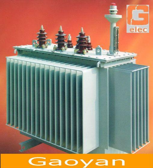 1000kva 10kv S9 oil immersed power distributing encapsulated transformer