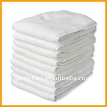 hight absorption baby cloth diaper insert/liner/changing pad hot sales