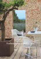 beautiful outdoor furniture /rattan/wicker AWS00115
