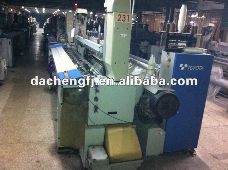 Toyota T710 Air Jet Loom,Weaving Machine