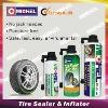 Tire Sealant & Inflator, Tubeless Repair Sealant