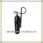 5kg Carbon Steel Black Co2 Fire Extinguisher With Discharge Hose