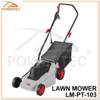 POWERTEC 1000W Home use Garden mini electric lawn mower motor