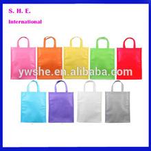Fine Sewing Designed Non Woven Bag & Shopping Bag/ 100% Square Shape Non-Woven Shopping bag/ Customized Fabric Shopping Bag