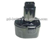 7.2V 3000Ah NiMH batteries for Dewalt DE9057/ DE9085/DW9057