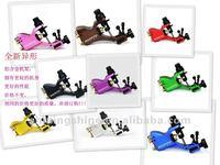 2015 hot sell original free dragonfly tattoo machine and stigma bizarre rotary tattoo gun